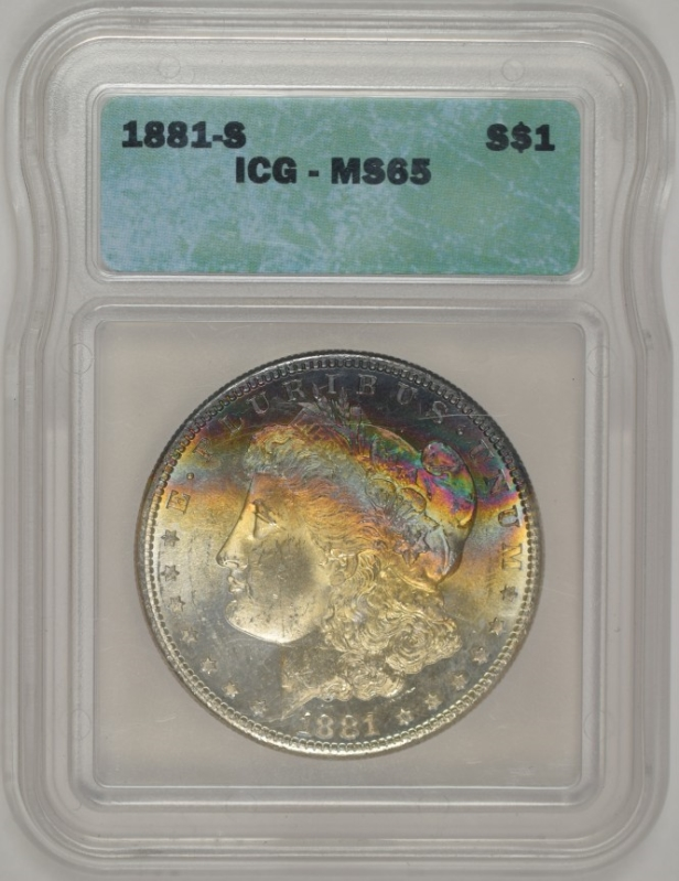 independent coin graders