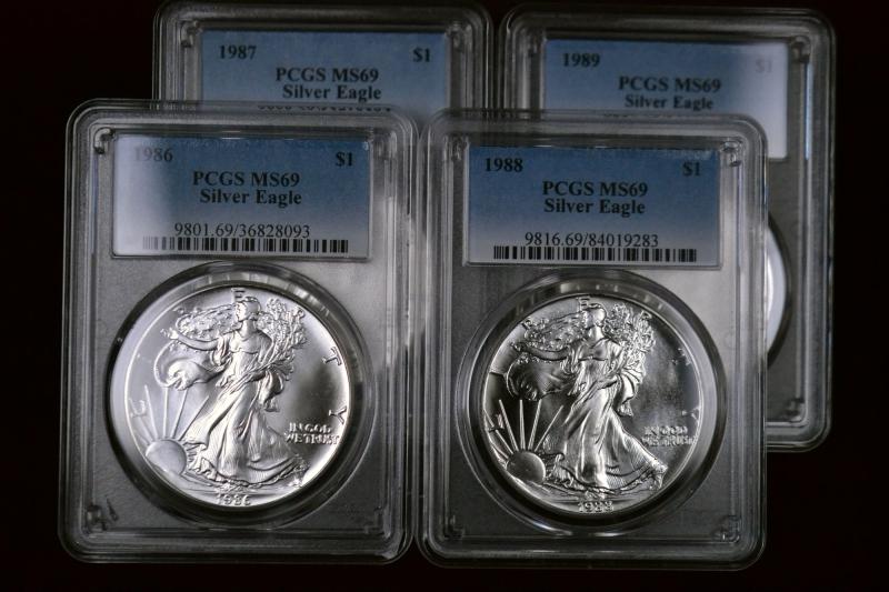 Infinity Coins   Coin Dealer Idaho Falls